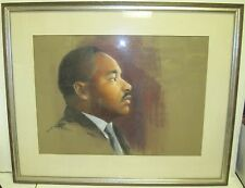 Martin Luther King Painting By Mark Hayden CM