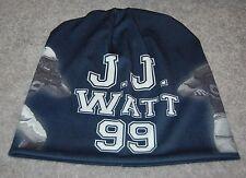 ADULTS HOUSTON TEXANS JJ WATT NFL FOOTBALL PLAYER BEANIE CAPS HAT