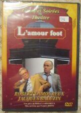 L'amour foot - Les grandes soirées du théatre (DVD Region 2 PAL, 1993,2006) New