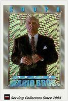 *Australia Dynamic Super Mario Bros Trading Cards Prism Card P3 Koopa