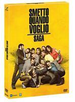 Smetto Quando Voglio Saga (4 Dvd+Card Da Collezione) (Reg... - Sidney Sibilia