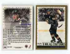 1999-00 O-PEE-CHEE 'MAGIC MOMENTS' PARALLEL (8 NHL ALL-STAR GAMES) JAROMIR JAGR
