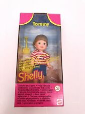 VINTAGE Barbie DOLL 90 S Shelly LITTLE Amici Tommy