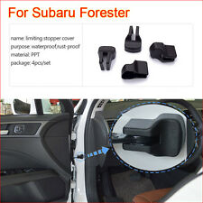 Car Door Arm Rust waterproof Stopper Buckle Protection Cover For Subaru Foreste