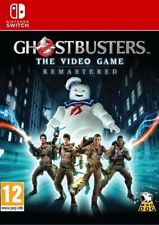 Ghostbusters: The Video Game Remastered Nintendo Switch Game DIGITAL KEY CODE