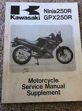 Kawasaki Ninja250R GPX250R