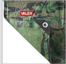 TELO TELONE MIMETICO CON OCCHIELLI 2X3 Metri AUTO MOTO militare Valex