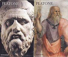 PLATONE OPERE 1°/ 2°-   I MERIDIANI ECONOMICI CLASSICI DEL PENSIERO