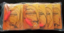 12 Packs of Mustad Hook Bluefish Cork Rigs