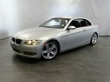 2009 Bmw 3-Series 335i Sport Package Convertible