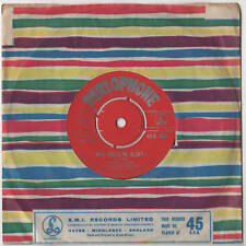 """Jerry Lordan - Who Could Be Bluer 7"""" Single 1960"""