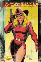 Masquerade #1 Romita Variant Comic Book - Dynamite