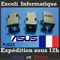 Conector de alimentación conector dc jack ASUS X54H-BD3MA X54C X54L X52J X52F QW