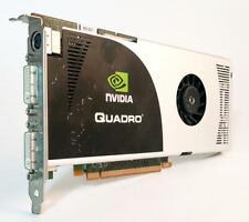 NVIDIA QuadroFX 3700 512MB 2 DVI (Dual-Link), S-Video, PCIe Graphics Card