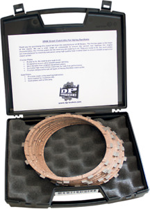 DP 8 Heavy Duty Fiber Friction Plates for 71-84 Harley Sportster XLCH XLH XLT XR