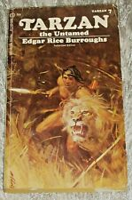 Edgar Rice Burroughs, TARZAN THE UNTAMED Vintage 1969 Adventure Paperback #7