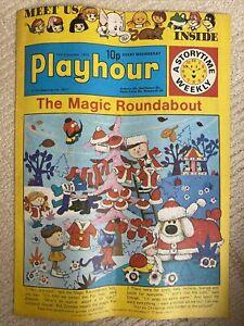 Playhour Comic 17th December 1977