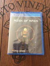 Risk of Rain Limited Run Games (PS Vita) New and Sealed