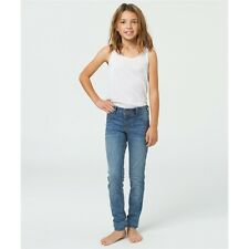 2014 NWT GIRLS BILLABONG MOONBEAM DENIM PANTS $42 10 vintage blue jeans skinny