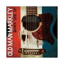Old Man Markley-Down Side Up CD International Punk Rock Nuovo