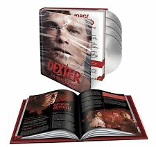 Target Exclusive Dexter: Final Season 8 Eighth Blu-ray Disc 2013 3-Disc Digibook