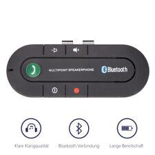 Bluetooth Freisprechanlage Freisprecheinrichtung Auto Handsfree Car-Kit Tragbare