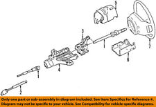 FORD OEM Steering Column-Lower Shaft & Joint Assembly 1L2Z3B676BB
