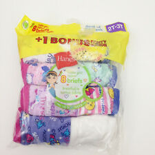 Dora the Explorer Panties Briefs Girls 2T-3T Underwear 8 Pairs Days of  Week NEW