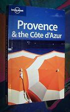 PROVENCE & THE COTE D'AZUR - Marseille Camargue Monaco Luberon # LONELY PLANET