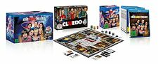 The Big Bang Theory - Staffel 1 bis 8 Blu-Ray Box inkl. Cluedo NEU