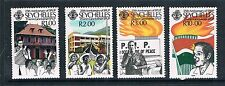 Mint Never Hinged/MNH Seychellois Stamps