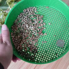 Plastic Garden Sieve Riddle Green For Composy Soil Stone Mesh Gardening Tool