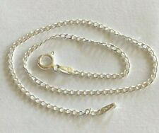 """Linked $6.49 ea. All Sterling Sterling Silver .925 Anklet Italian 10"""""""