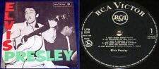 Elvis M-/M- LPM-1254 very rare Italy RCA VICTOR 1964 LP variant w/ laminated PS
