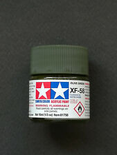 "Tamya color 10 ml  "" XF58 FLAT OLIVE GREEN """