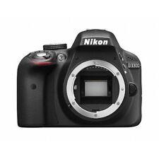 Nikon Digital SLR Camera D3300 Body Only Black 24.1 MP 2014 Japan Model new.