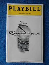 Riverdance - Gershwin Theatre Playbill w/Ticket - April 14th, 2000 - Pat Roddy