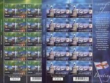 Europa CEPT 2004 vacanze-Guernsey 1002-03 piccoli archi **