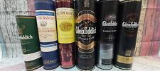 More details for whiskey bottles & poacher tins/cases