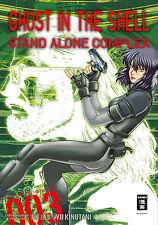 Deutsch NEUWARE EMA // Egmont Ghost in the Shell: Stand Alone Complex 3
