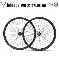 27.5er plus Carbon Mountain bicycle Wheels Disc 650B Carbon MTB Bike Wheelset