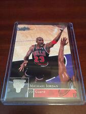 Michael Jordan Modern (1970-Now) Basketball Trading Cards