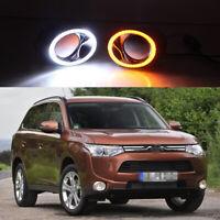 Fog Light Assemblies Vehicle Parts & Accessories Mitsubishi Outlander Mk.3 12/12-12/15 Right Front Fog & Daytime Running Light
