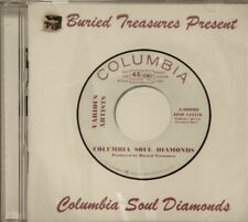 Buried Treasures Present COLUMBIA SOUL DIAMONDS - 21 VA Soul Tracks