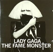 2x CD-LADY GAGA-THE FAME MONSTER - #a3425
