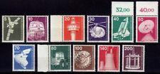 Berlin 494 - 502, 504, 506, Industrie und Technik 1975-1976, **, 412