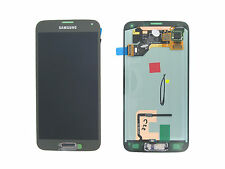 Genuine Samsung G900, G901 Galaxy S5 4G LTE-A Gold LCD Screen & Digitizer - GH97