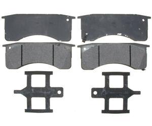Disc Brake Pad Set-Element3; Metallic Rear,Front Raybestos PGD1032M