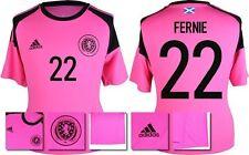 Scotland Away Memorabilia Football Shirts (National Teams)
