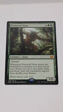 Primeval Titan Magic the Gathering Modern Masters M/NM Never Played